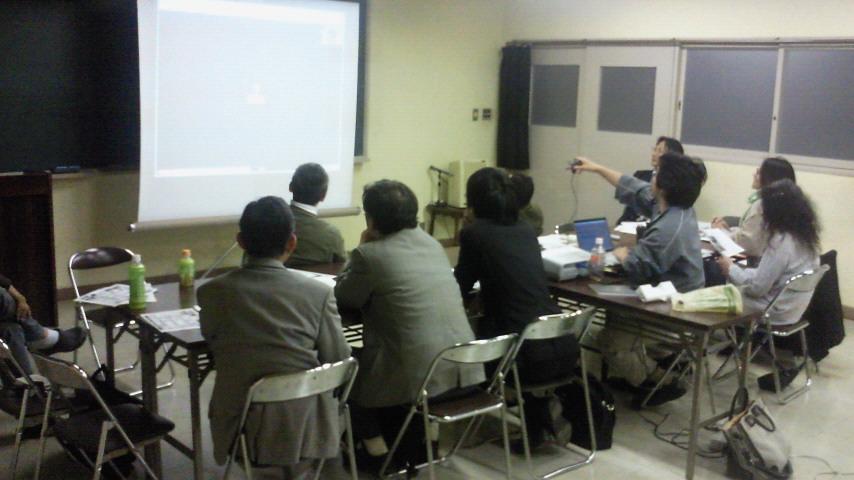 京筏組会議が行われました